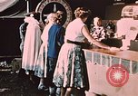 Image of Alaskan women Palmer Alaska USA, 1953, second 9 stock footage video 65675034998