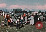 Image of Army man Palmer Alaska USA, 1953, second 4 stock footage video 65675034999