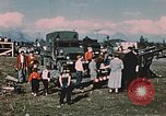 Image of Army man Palmer Alaska USA, 1953, second 5 stock footage video 65675034999
