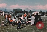 Image of Army man Palmer Alaska USA, 1953, second 6 stock footage video 65675034999