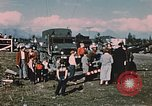 Image of Army man Palmer Alaska USA, 1953, second 7 stock footage video 65675034999