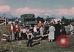 Image of Army man Palmer Alaska USA, 1953, second 10 stock footage video 65675034999