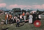 Image of Army man Palmer Alaska USA, 1953, second 11 stock footage video 65675034999