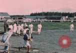 Image of baseball Palmer Alaska USA, 1953, second 4 stock footage video 65675035001