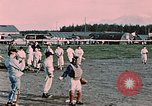 Image of baseball Palmer Alaska USA, 1953, second 6 stock footage video 65675035001