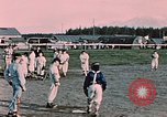 Image of baseball Palmer Alaska USA, 1953, second 8 stock footage video 65675035001