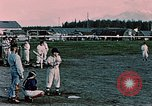 Image of baseball Palmer Alaska USA, 1953, second 9 stock footage video 65675035001