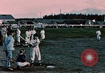 Image of baseball Palmer Alaska USA, 1953, second 11 stock footage video 65675035001