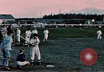 Image of baseball Palmer Alaska USA, 1953, second 12 stock footage video 65675035001