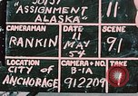 Image of Alaskan people Anchorage Alaska USA, 1954, second 2 stock footage video 65675035002