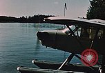 Image of L-21 aircraft Alaska USA, 1954, second 7 stock footage video 65675035003