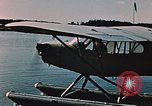Image of L-21 aircraft Alaska USA, 1954, second 9 stock footage video 65675035003