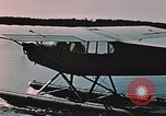 Image of L-21 aircraft Alaska USA, 1954, second 11 stock footage video 65675035003