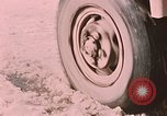 Image of wheel Alaska Elmendorf Air Force Base USA, 1954, second 4 stock footage video 65675035006