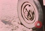 Image of wheel Alaska Elmendorf Air Force Base USA, 1954, second 5 stock footage video 65675035006