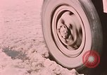 Image of wheel Alaska Elmendorf Air Force Base USA, 1954, second 6 stock footage video 65675035006
