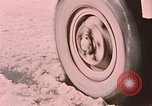 Image of wheel Alaska Elmendorf Air Force Base USA, 1954, second 8 stock footage video 65675035006