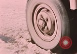 Image of wheel Alaska Elmendorf Air Force Base USA, 1954, second 10 stock footage video 65675035006