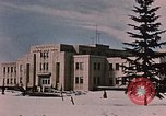 Image of Alaskan Command Headquarters Alaska Elmendorf Air Force Base USA, 1954, second 6 stock footage video 65675035007