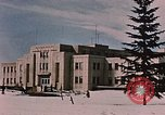 Image of Alaskan Command Headquarters Alaska Elmendorf Air Force Base USA, 1954, second 9 stock footage video 65675035007