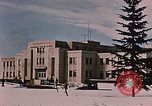 Image of Alaskan Command Headquarters Alaska Elmendorf Air Force Base USA, 1954, second 12 stock footage video 65675035007