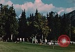 Image of golf Fort Richardson Alaska USA, 1953, second 10 stock footage video 65675035009