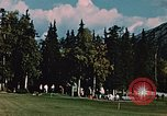 Image of golf Fort Richardson Alaska USA, 1953, second 11 stock footage video 65675035009