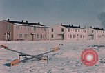 Image of quarters Alaska Elmendorf Air Force Base USA, 1954, second 4 stock footage video 65675035012