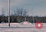 Image of US Army  Alco S-2 locomotive Fort Richardson Alaska USA, 1954, second 3 stock footage video 65675035013