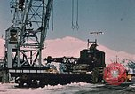 Image of Military men Whittier Alaska USA, 1954, second 3 stock footage video 65675035014