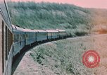 Image of railroad train Alaska USA, 1954, second 3 stock footage video 65675035017