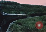 Image of railroad train Alaska USA, 1954, second 6 stock footage video 65675035017