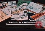 Image of magazines Alaska Elmendorf Air Force Base USA, 1954, second 5 stock footage video 65675035020