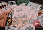 Image of magazines Alaska Elmendorf Air Force Base USA, 1954, second 11 stock footage video 65675035020