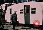 Image of Lake Louise fishing camp Lake Louise Alaska USA, 1954, second 6 stock footage video 65675035022