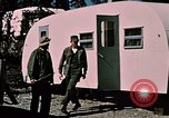 Image of Lake Louise fishing camp Lake Louise Alaska USA, 1954, second 8 stock footage video 65675035022