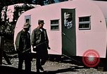 Image of Lake Louise fishing camp Lake Louise Alaska USA, 1954, second 9 stock footage video 65675035022