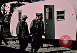 Image of Lake Louise fishing camp Lake Louise Alaska USA, 1954, second 10 stock footage video 65675035022