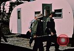 Image of Lake Louise fishing camp Lake Louise Alaska USA, 1954, second 11 stock footage video 65675035022