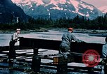 Image of workers Portage Alaska USA, 1954, second 6 stock footage video 65675035023
