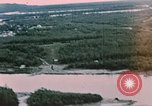 Image of Aerial views of Nenana and vicinity, Alaska Nenana Alaska USA, 1954, second 2 stock footage video 65675035024