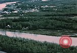 Image of Aerial views of Nenana and vicinity, Alaska Nenana Alaska USA, 1954, second 4 stock footage video 65675035024
