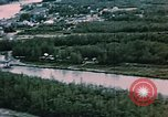 Image of Aerial views of Nenana and vicinity, Alaska Nenana Alaska USA, 1954, second 5 stock footage video 65675035024