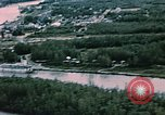 Image of Aerial views of Nenana and vicinity, Alaska Nenana Alaska USA, 1954, second 6 stock footage video 65675035024