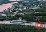 Image of Aerial views of Nenana and vicinity, Alaska Nenana Alaska USA, 1954, second 7 stock footage video 65675035024