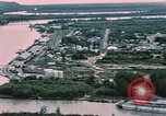 Image of Aerial views of Nenana and vicinity, Alaska Nenana Alaska USA, 1954, second 10 stock footage video 65675035024