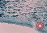 Image of ice cap Alaska USA, 1954, second 6 stock footage video 65675035025