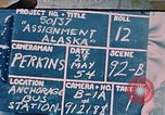 Image of bus Anchorage Alaska USA, 1954, second 1 stock footage video 65675035026