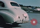 Image of civilian car Kodiak Alaska USA, 1954, second 5 stock footage video 65675035028