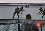 Image of Ice Hockey Alaska USA, 1954, second 1 stock footage video 65675035031